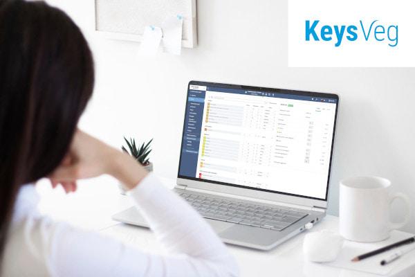 Keys Veg - Software per piani nutrizionali vegetariani